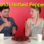 The World's Hottest Pepper Carolina Reaper Video Taste Test