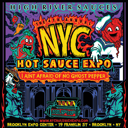 NYC Hot Sauce Expo 2016