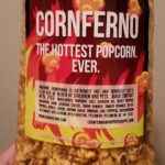 Review – Cornferno – The Hottest Popcorn Ever?