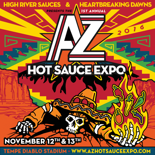 Arizona Hot Sauce Expo 2016