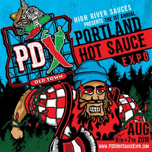 Portland Hot Sauce Expo 2016