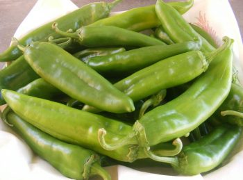 According to research conducted by New Mexico State University's Chile Pepper Institute, milk is the best way to extinguish the heat from chile peppers. (Courtesy photo)