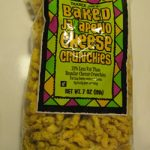 Review – Trader Joe's Baked Jalapeño Cheese Crunchies