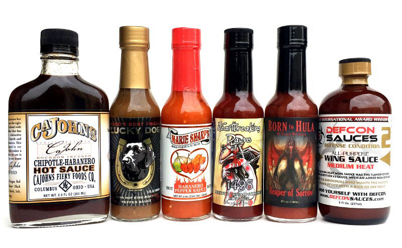Want the Perfect Hot Sauce Gift Pack For the Holidays? Try the ...