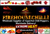 Wholesale Chili. Buy in Bulk. Worlds Hottest Chili Pepper. Quality,Pungency, High Scoville Heat rating