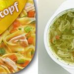 Pictures of Actual Food Compared With Their Package Photos