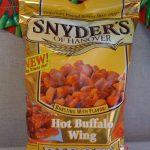 Review: Snyder's of Hanover Hot Buffalo Wing Pieces
