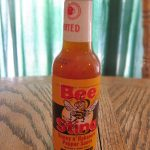 Review – Bee Sting Honey n' Habanero Pepper Sauce