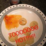 Toooo Hot! Hot Sauce Meme Photo