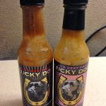 Review – Lucky Dog Hot Sauces – Pink, Purple and Black Labels