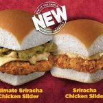Review – White Castle Sriracha Chicken Sliders