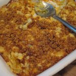 Recipe – Cheesy Chicken Potato Bake