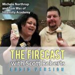 Firecast Podcast Episode #59 – Michele Northrup and Tom Was of Intensity Academy, Plus Vic Clinco Reports from the Louisiana Hot Sauce Festival