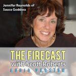 Firecast Podcast Episode #69 – Jennifer Reynold of Sauce Goddess, Plus Holiday Hot Sauce Gift Ideas
