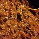 Scott's Ultimate, Number One, Primary Chili Recipe