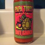 "Rudy Reviews Papa Turts ""So Hot It Hurts!"""