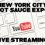 Watch the NYC Hot Sauce Expo this Weekend LIVE on YouTube!