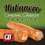 Review – QuikTrip Habanero Cream Cheese Taquitos