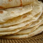 Recipe – Homemade Flour Tortillas