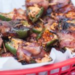Smokey Stuffed Jalapenos with Bacon Recipe
