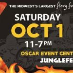 Jungle Jim's Weekend of Fire X – 10 Years of Heating Up the Midwest