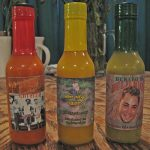 Review – Benito's Meme's Mango Habanero, Joe's #1 Jalapa, and Old Bricktucky Hot Sauces
