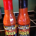 Review – Rippin Red Hot and Original Wing Sauces