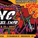 The NYC Hot Sauce Expo Celebrates Its 5th Anniversary