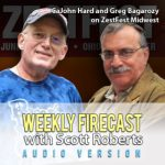 Weekly Firecast Episode #39 – ZestFest Midwest Preview with Greg Bagarozy and CaJohn Hard, Plus How to Smoke Chile Peppers