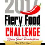 Fiery Foods Challenge 2017 Winners List