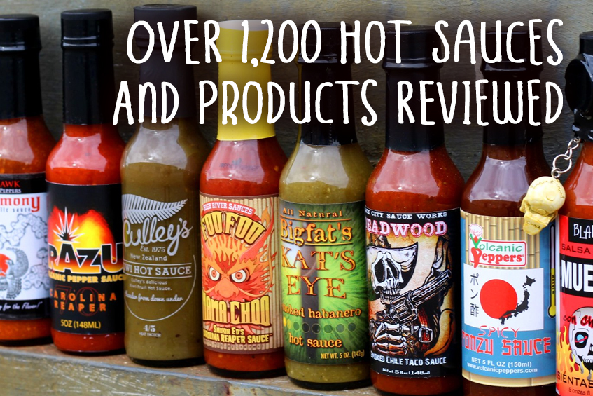 hot sauce reviews